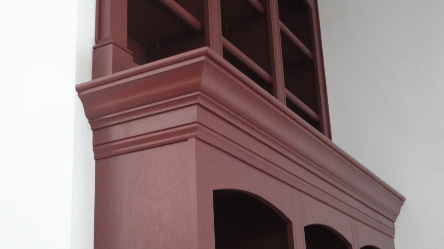 Detail of Bookcase
